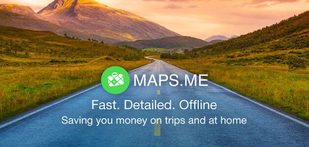Get offline maps & navigation with maps. Me friendfactor.