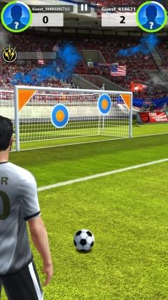 Скриншот android игры Football Strike: Multiplayer Soccer