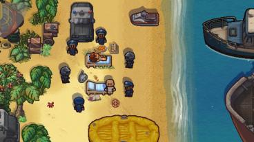 Скриншот android игры The Escapists 2: Pocket Breakout