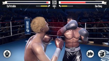 Скриншот android игры Real Boxing / Реальный Бокс