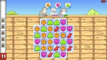Скриншот android игры Simons Cat: Crunch Time