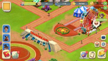 Скриншот android игры Wonder Park: Magic Rides