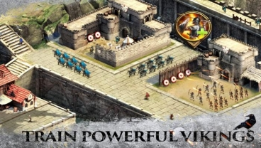 Скриншот android игры Vikings: Age Of Warlords