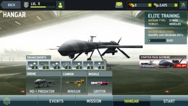 Drone: Shadow Strike 3 v1 8 126 - скачать андроид игру