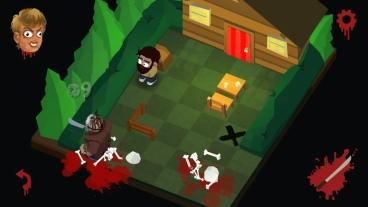 Скриншот android игры Friday The 13th: Killer Puzzle / Пятница 13-е: Убийственная Головоломка
