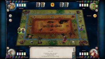 Скриншот android игры Talisman: Digital Edition / Талисман