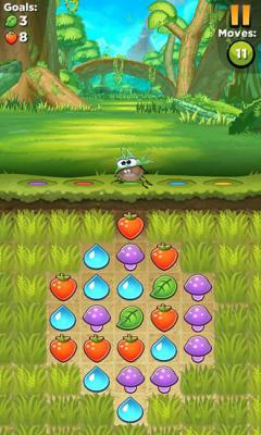 Скриншот android игры Best Fiends