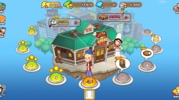 Скриншот android игры Cooking Adventure