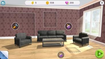Скриншот android игры Home Design: Makeover
