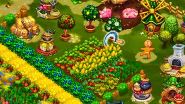Скриншот android игры Royal Farm