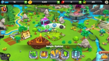 Скриншот android игры DragonVale World