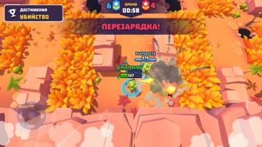 Скриншот android игры Tanks A Lot