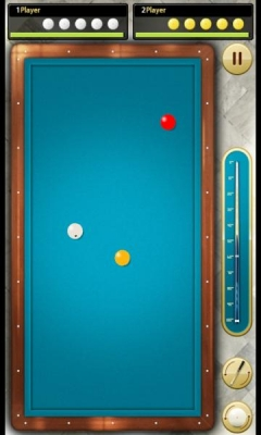 Скриншот android игры Billiards 3 Ball 4 Ball