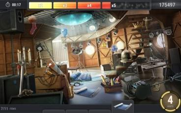 Скриншот android игры The X-Files: Deep State