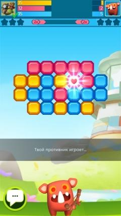 Скриншот android игры Starlit: Archery Club