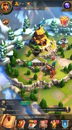 Скриншот android игры Age Of Civs