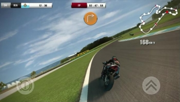 Скриншот android игры SBK16: Official Mobile Game