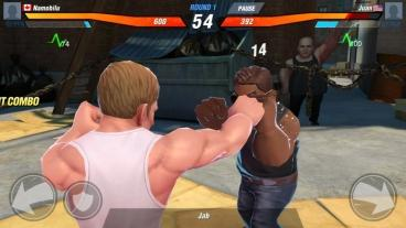 Скриншот android игры Boxing Star
