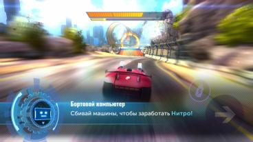 Скриншот android игры Hot Wheels: Infinite Loop