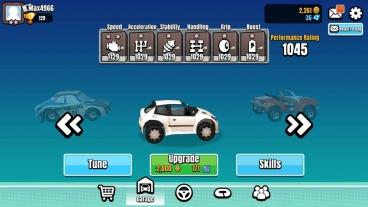 Скриншот android игры Built For Speed 2