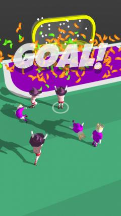 Скриншот android игры Ball Brawl