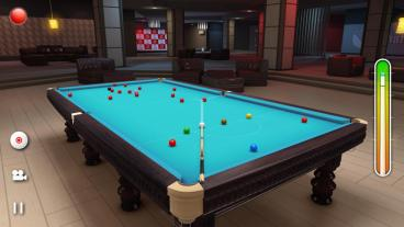 Скриншот android игры Real Snooker 3D