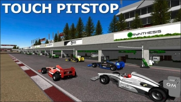 Скриншот android игры FX-Racer Unlimited
