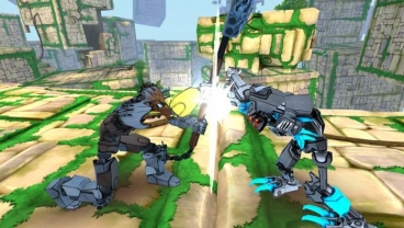 Скриншот android игры Lego Bionicle 2: Mask Of Control / Лего Бионикл 2: Маска Контроля