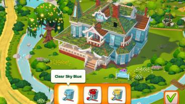 Скриншот android игры Delicious Bed & Breakfast