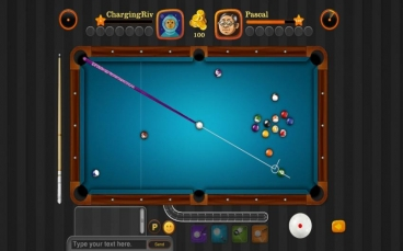 Скриншот android игры 8 Ball Pool: Arena / Пул-8: Арена