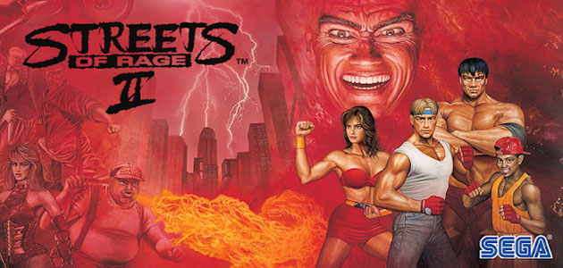 Download hack play with any character of the game street of rage 2.