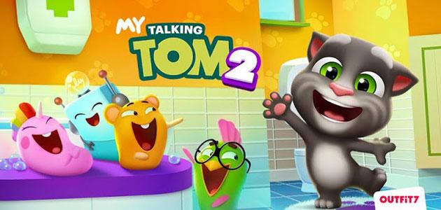 Мой том говорящий скачать.