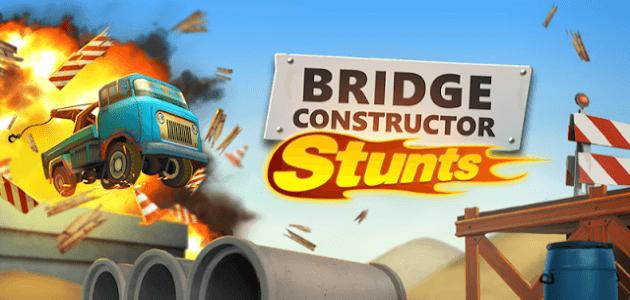 Bridge constructor stunts apk free download.