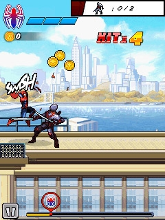 By Photo Congress    Spider Man Ultimate Power Java Game