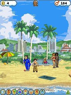 Игры сексн на пляже