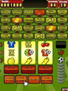 Slot Machine Game Java