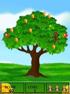 Скачати crazy monkey для телефону