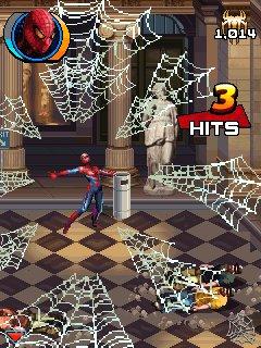 The Amazing Spider-Man - скачать java игру бесплатно  Новый