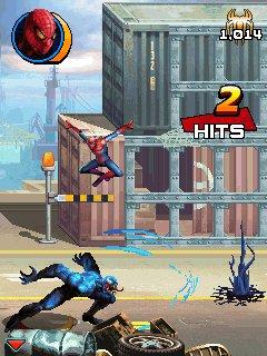 the amazing spider-man - скачать java игру бесплатно