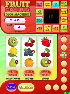 Slot Casino Java