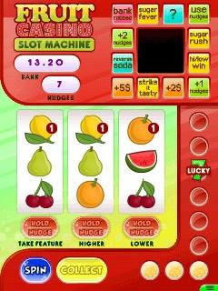 Casino Slots Java