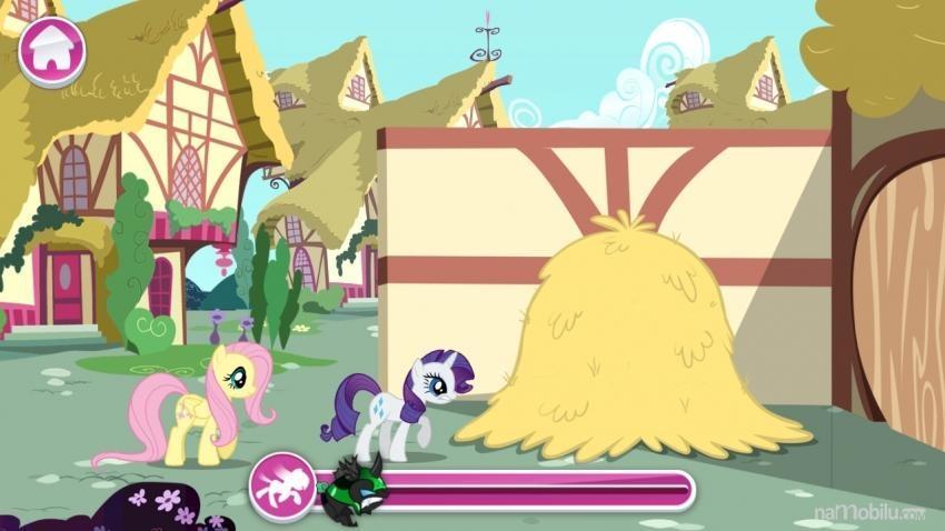 Игра пони миссия гармонии скачать