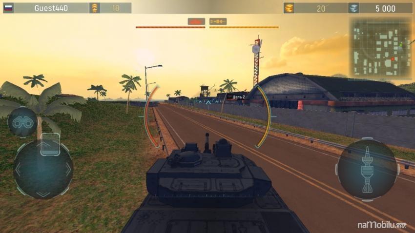 Живые обои танки скачать