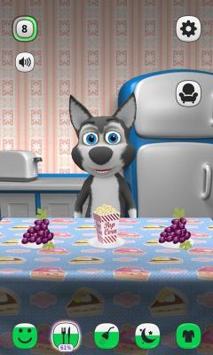 Скачать о игру говорящая собака андроид