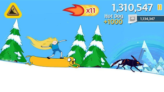 ski safari adventure time скачать игру