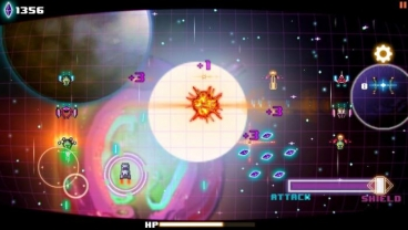 Скриншот android игры Space Overdrive