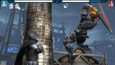 Скачать игру бэтмен драки