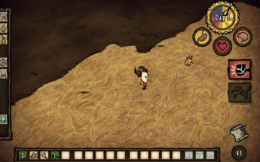 Скриншот android игры Dont Starve: Pocket Edition
