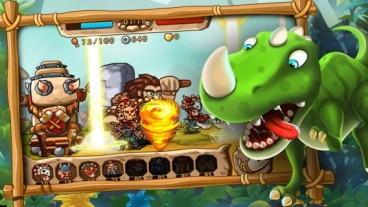 Скачать бесплатно игру люди против динозавров