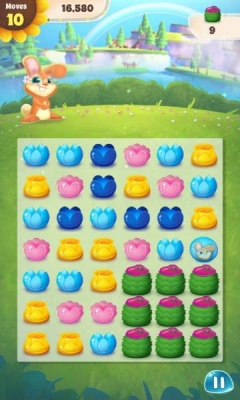 Скриншот android игры Puzzle Paws